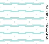 abstract seamless pattern of... | Shutterstock .eps vector #475802449