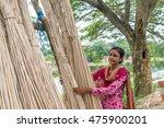 dhaka  bangladesh   aug 27 ... | Shutterstock . vector #475900201