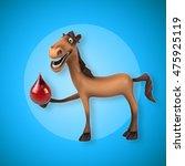 fun horse | Shutterstock . vector #475925119