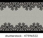 horizontal seamless background... | Shutterstock .eps vector #47596522