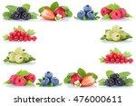 berries strawberries...   Shutterstock . vector #476000611