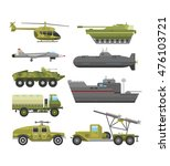 military technic army  war... | Shutterstock .eps vector #476103721