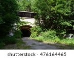 Abandoned Highway Tunnel