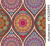 Seamless Pattern Tile With...