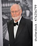Small photo of LOS ANGELES, CA. June 9, 2016: Composer John Williams at the 2016 American Film Institute Life Achievement Award gala honoring John Williams at the Dolby Theatre, Hollywood.