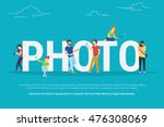 photo concept illustration of... | Shutterstock .eps vector #476308069