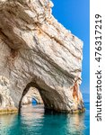 Beautiful Sea Caves  Zakynthos...