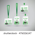 id card woman | Shutterstock .eps vector #476326147