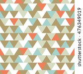 seamless vector background with ... | Shutterstock .eps vector #476349019
