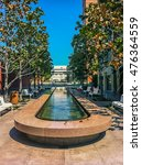 los angeles city street view | Shutterstock . vector #476364559