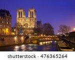 Notre Dame De Paris And Cite...