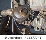 milan  italy   circa august... | Shutterstock . vector #476377741