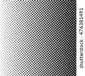 stock vector halftone pattern.... | Shutterstock .eps vector #476381491