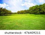 metropolitan riverside lawn | Shutterstock . vector #476409211