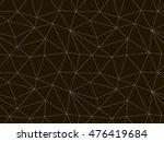 geometric seamless pattern.... | Shutterstock .eps vector #476419684
