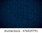 abstract digital background.... | Shutterstock .eps vector #476429791