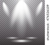 white glowing light burst... | Shutterstock .eps vector #476526109