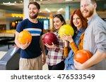 friends enjoying recreational ...   Shutterstock . vector #476533549