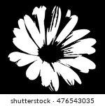 daisy | Shutterstock .eps vector #476543035