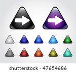 web buttons   Shutterstock .eps vector #47654686