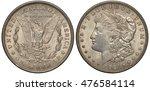 United States  1 Dollar 1921 ...