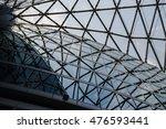 modern architecture | Shutterstock . vector #476593441