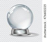 vector realistic transparent... | Shutterstock .eps vector #476602225