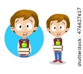 cartoon vector illustration of...   Shutterstock .eps vector #476627617