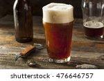 Refreshing Brown Ale Beer Ready ...