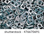 recycle aluminum or metal... | Shutterstock . vector #476670691