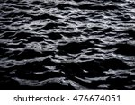 water surface with ripples and... | Shutterstock . vector #476674051