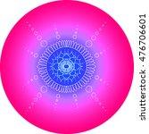 mandala design | Shutterstock . vector #476706601