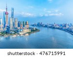 spectacular views of the bund... | Shutterstock . vector #476715991