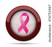 breast cancer ribbon icon.... | Shutterstock . vector #476751967