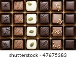 Handmade Luxury Chocolate In A...