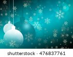 christmas background | Shutterstock . vector #476837761