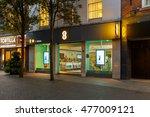 nottingham  england   august 30 ...   Shutterstock . vector #477009121