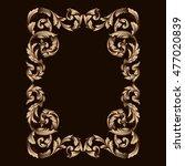 gold traditional  islam  arabic ... | Shutterstock .eps vector #477020839