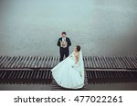 married couple  spends free... | Shutterstock . vector #477022261
