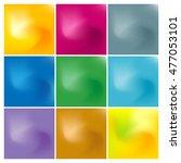 multicolored blurred...   Shutterstock .eps vector #477053101