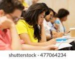 education  high school ... | Shutterstock . vector #477064234
