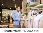 sale  shopping  fashion  style... | Shutterstock . vector #477065419