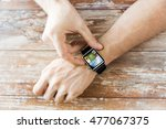 business  modern technology ... | Shutterstock . vector #477067375