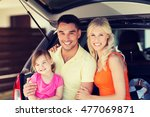 transport  leisure  road trip... | Shutterstock . vector #477069871