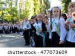 odessa  ukraine   september 1 ... | Shutterstock . vector #477073609