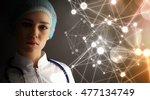 innovative technologies in... | Shutterstock . vector #477134749