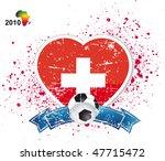switzerland football sign   Shutterstock .eps vector #47715472