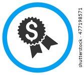 money award vector bicolor...   Shutterstock .eps vector #477198571