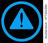 warning error vector rounded...