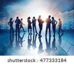 business group. rasterized... | Shutterstock . vector #477333184